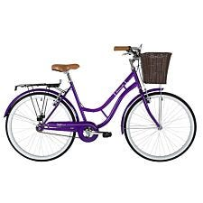 Barracuda Delphinus Vintage Ladies Bike – Purple