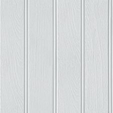 Arthouse Tongue and Groove Wallpaper – Grey