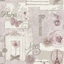 Arthouse Felicity Wallpaper – Soft Pink