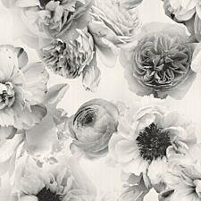Arthouse Diamond Wallpaper - Floral Mono