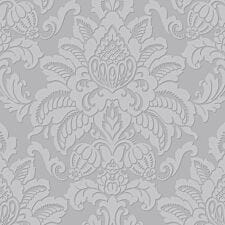 Arthouse Glisten Wallpaper – Platinum