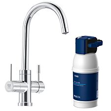 Brita Waterbar Talori WD3030 Chrome Filtered Tap