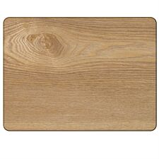 Creative Tops Oak Veneer Placemats - Set of 4