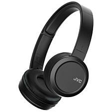 JVC HA-S50BT Superior Sound Bluetooth On-Ear Headphones - Black