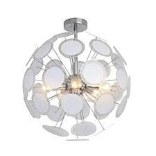 Village At Home Wham Ceiling Light - White
