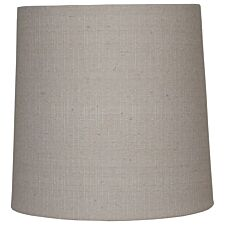 Village At Home Tapered Suede Shade