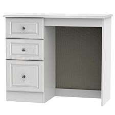 Berryfield 3-Drawer Dressing Table - Gloss White