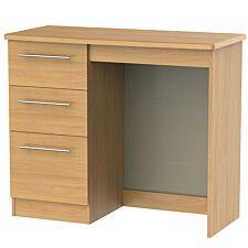 Edina Dressing Table - Modern Oak