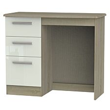 Kirkhill Ready Assembled  Dressing Table - Taupe Cedar
