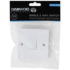 Daewoo Single 2-Way 10A Switch