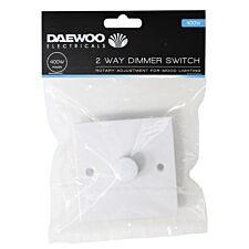 Daewoo 2-Way Dimmer Switch - 400W