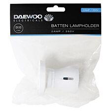 Daewoo Batten Lamp Holder