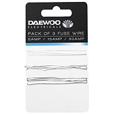Daewoo Fuse Wire - Pack of 3