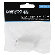 Daewoo 4-65W Starter Switch with 2 Pin Connectors