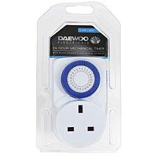 Daewoo 24-Hour Mechanical Timer - 13 Amp