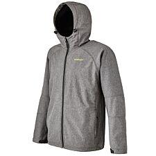 Stanley Workwear Gilbert Full Zip Hooded Fleece - Grey
