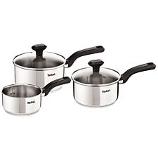 Tefal Comfort Max 3-Piece Pan Set