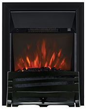 Focal Point Fires Mono LED Inset Electric Fire - Black