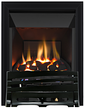 Focal Point Fires Mono High Efficiency Gas Fire - Black