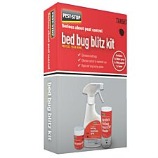 Pest-Stop Bed Bug Spray and Treatment Blitz Kit