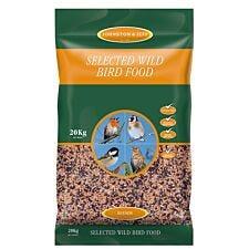 Johnston & Jeff Wild Bird Seed Blend - 20kg