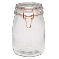 Tala Copper Wire Clip Top Jar - 500ml