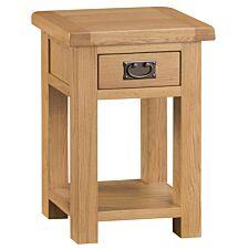 Graceford Ready Assembled Oak Side Cabinet