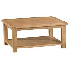 Graceford Oak Coffee Table