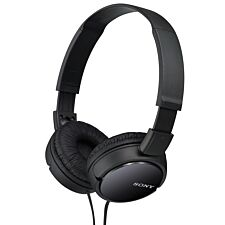 Sony ZX110 Series Foldable Stereo Headphones - Black