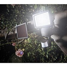 Smart Solar PIR Millennium Floodlight