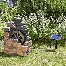 Smart Garden Heywood Mill Fountain