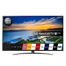 "LG 49NANO866NA 49"" Smart 4K Ultra HD TV with Google Assistant & Amazon Alexa"