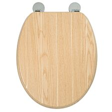 Croydex Geneva Flexi-Fix Toilet Seat