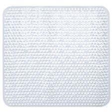 Sabichi Square Shower Mat - Clear