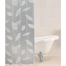 Sabichi PEVA Shower Curtain - Leaves