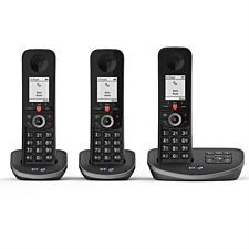 BT Advanced Cordless Home Phone with Nuisance Call Blocking and Answering Machine - Trio