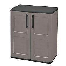 Shire Medium Storage Cabinet - Grey