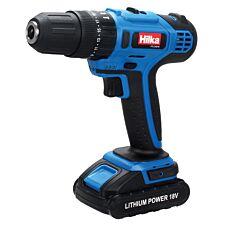 Hilka 18V Li-Ion Cordless Hammer Drill