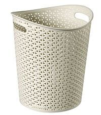 Curver My Style 13L Waste Paper Bin - White