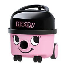 Numatic Hetty HET160 Compact Cylinder Vacuum Cleaner - Pink