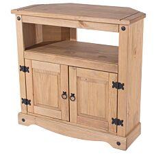 Halea 2-Door Corner TV Cabinet