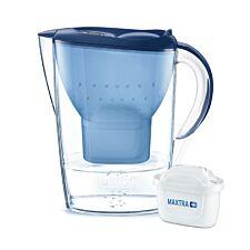 BRITA Marella Water Filter Jug - 2.4L Blue