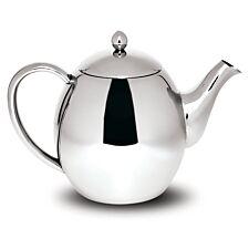Sabichi Double Wall Stainless Steel Teapot 1200ml