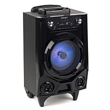 Intempo Black Wireless Bluetooth Tailgate Speaker