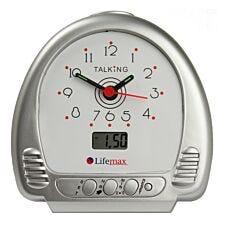 Lifemax Talking Alarm Clock
