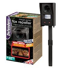 Defenders Mega-Sonic Fox Repellent Garden Stake
