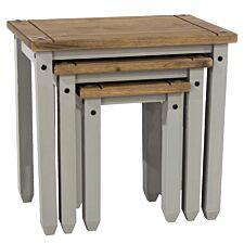 Halea Nest of Tables - Grey