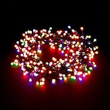 Robert Dyas 720 LED Low Voltage Cluster Berry Lights - Multi