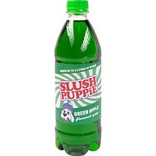 Slush Puppie Syrup - Green Apple