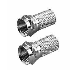 Vivanco F-Plug 2pc (7mm)